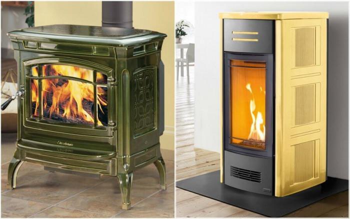 Печки на дърва СРЕЩУ печки на газ - коя е по-добрата алтернатива на отоплението с електричество?