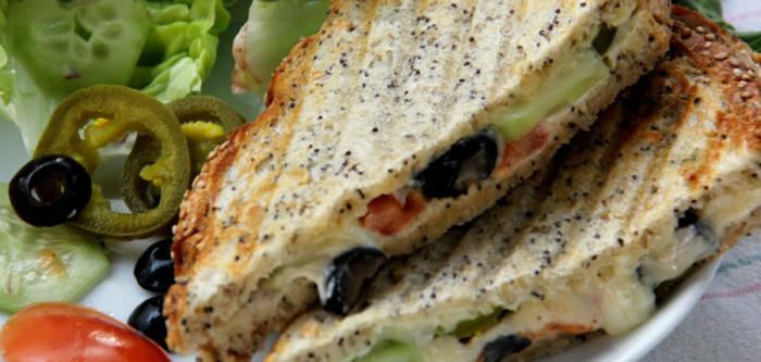 Вкусни сандвичи без никакви усилия