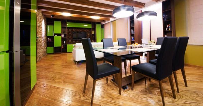 Стилен варненски апартамент според световните стандарти