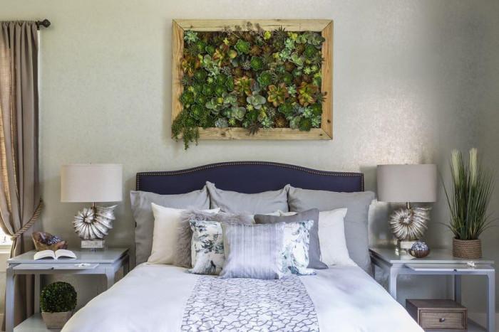 Картина от вертикална градина за всяка стая