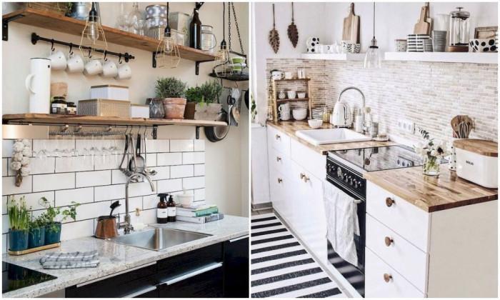 Едностенна кухня