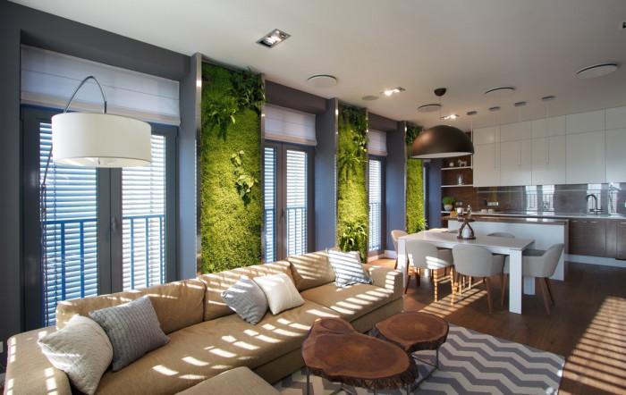 7 идеи за вертикална градина в твоя дом