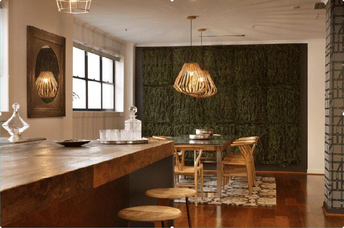 Вертикална градина за кухнята