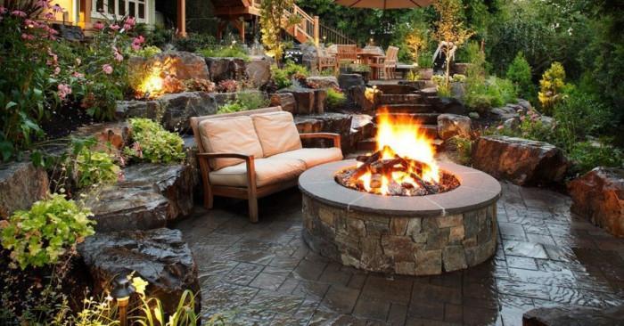 Идеи за градина с камъни - модерният тренд