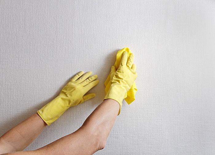 Грешка 2: Пропускаме предварителната подготовка на стените