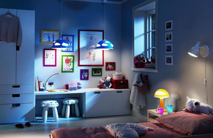 Създайте успокояваща атмосфера с приглушено осветление