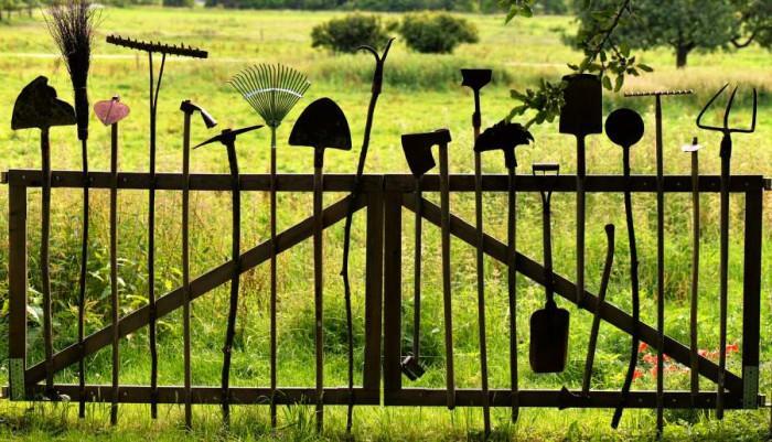 Какво е важно при избора на градинарски инструменти?