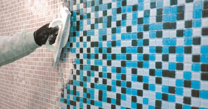 Перфектната баня с фугиращите смеси на Weber – сигурност и богат избор от цветове