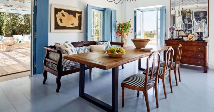 Какво да гледаме при избора на маса за голяма кухня