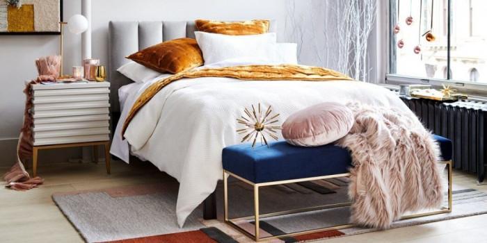 Изберете елегантно и нежно спално бельо