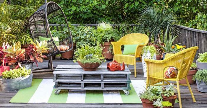 5 идеи за градината от подръчни материали!