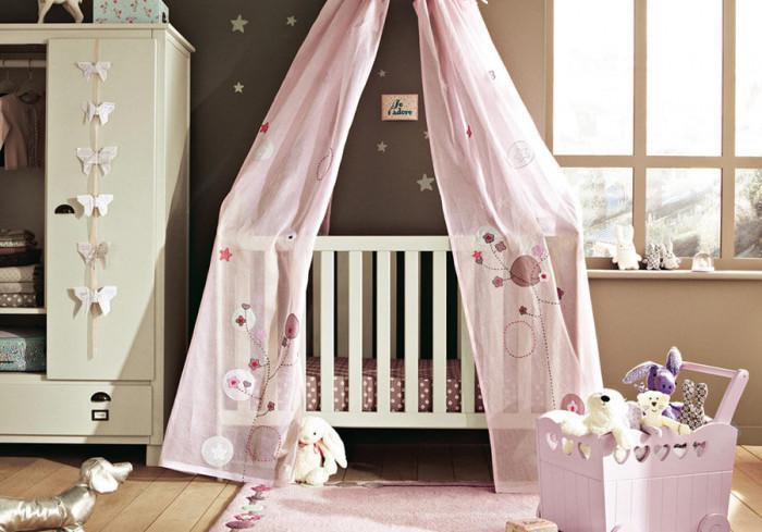 Бъдете внимателни с богато украсените бебешки легла