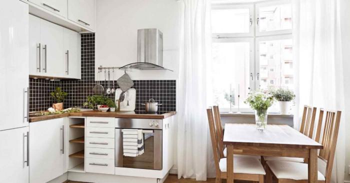 Маса за малка кухня