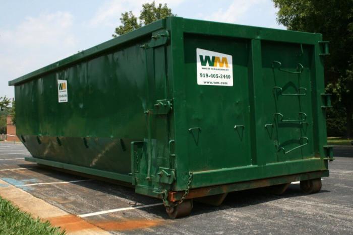 Знаете ли, че можете да наемете контейнер за строителни отпадъци?