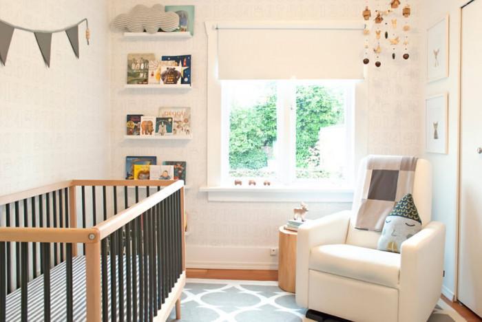 Къде да разположим бебешкото легло?