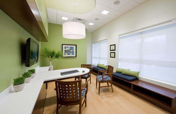Обзаведете офиса така, както бихте обзавели и дома си