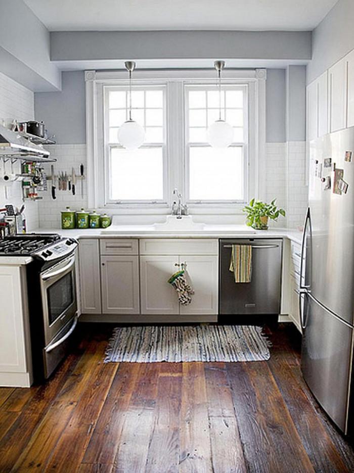 Разделете хладилника от печката