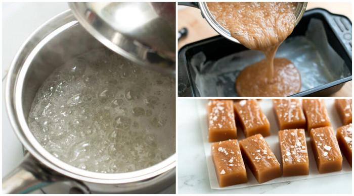 Как да се справим със загорялата захар по дъното на касеролата