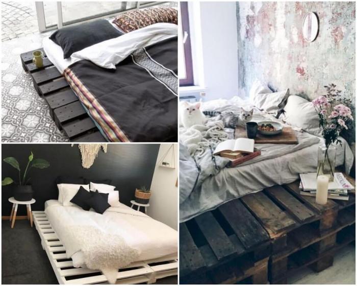 Мебели от палети - актуални по всяко време