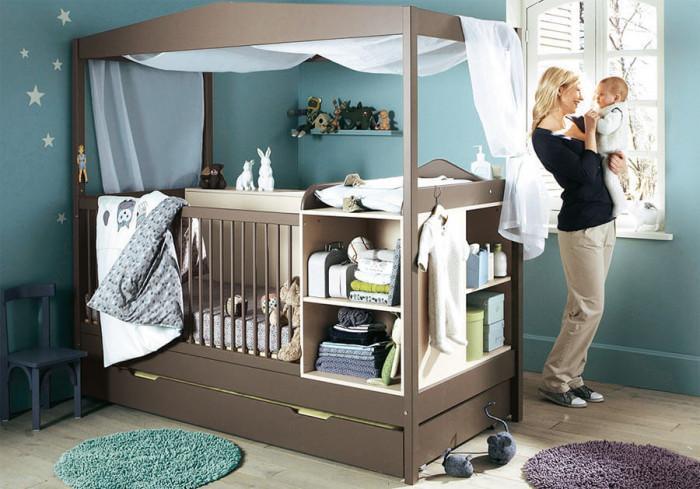 Как да се уверим, че креватчето е безопасно и устойчиво?