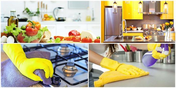 Кухня - 12 минути