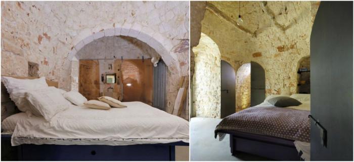 Сладки сънища под камък в двете спални