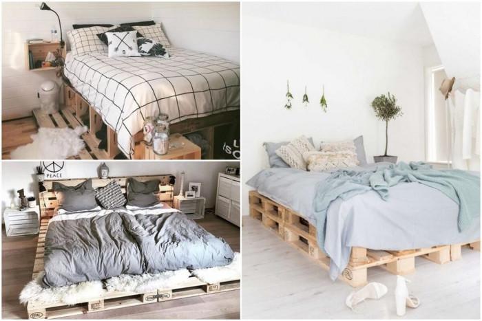 Вижте защо палетите са страхотна инвестиция за вашата спалня