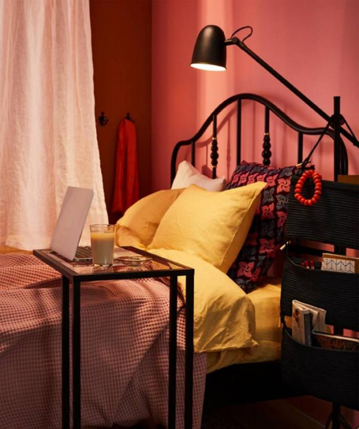 Споделено легло, отделни занимания