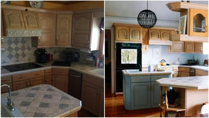 Ясно е, че кухнята е за ремонт!