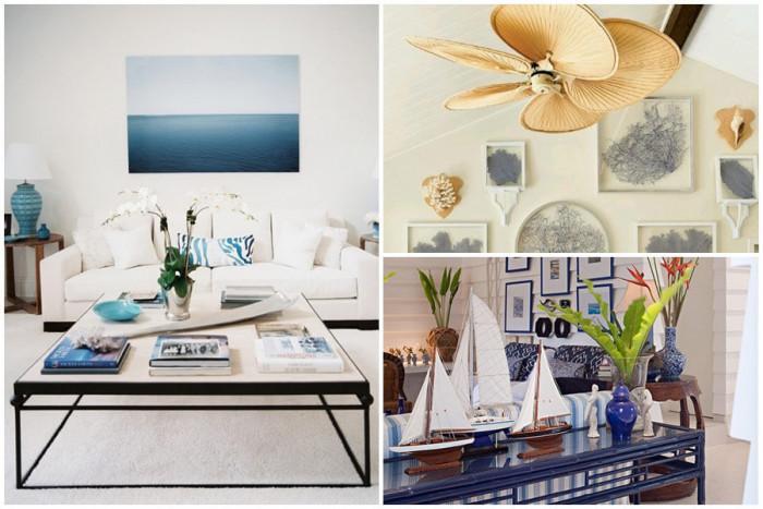 Дневната среща синьо и бяло в една страхотна комбинация