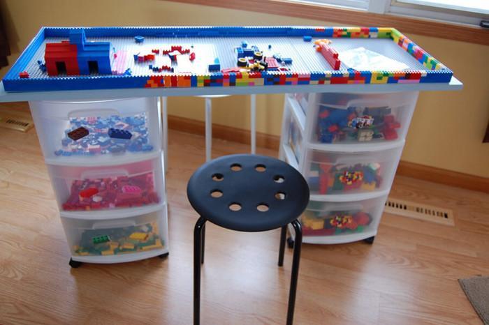 Направете сами работилница за децата, които обичат да строят