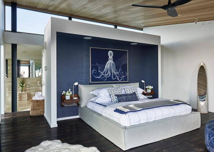 Спалнята предразполага към отмора и релакс