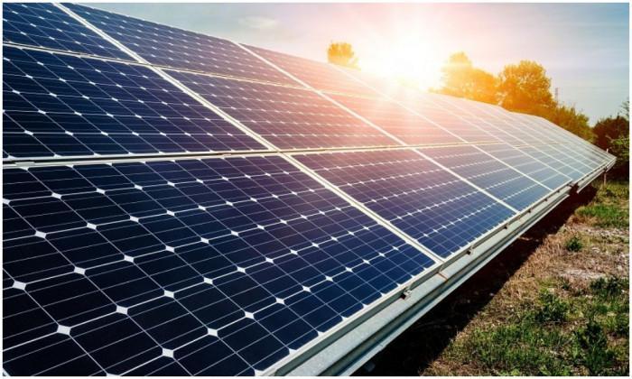 Инсталирайте соларни панели
