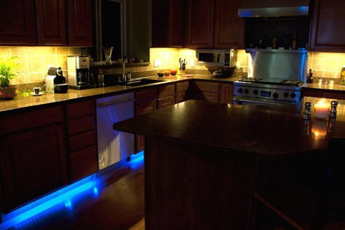 Футуристични ефекти в кухнята