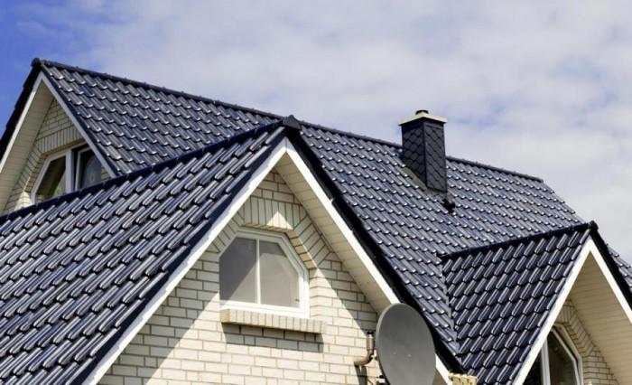 Вид на покрива
