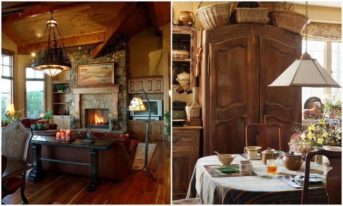 Мебели с античен вид