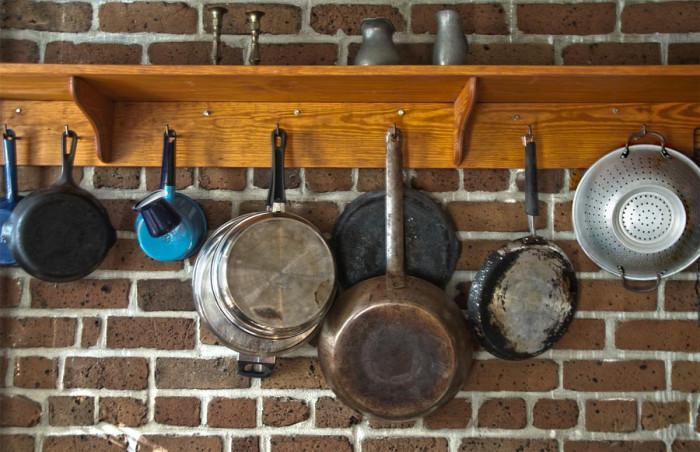 Кухненските аксесоари на открито