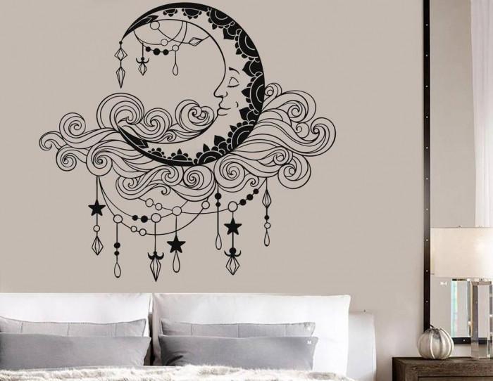 Идея №4: Рисунка върху стената