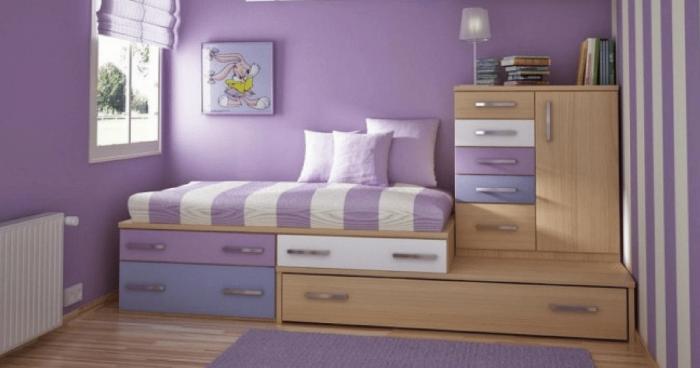 Малката стая – чудесно място за вашето дете