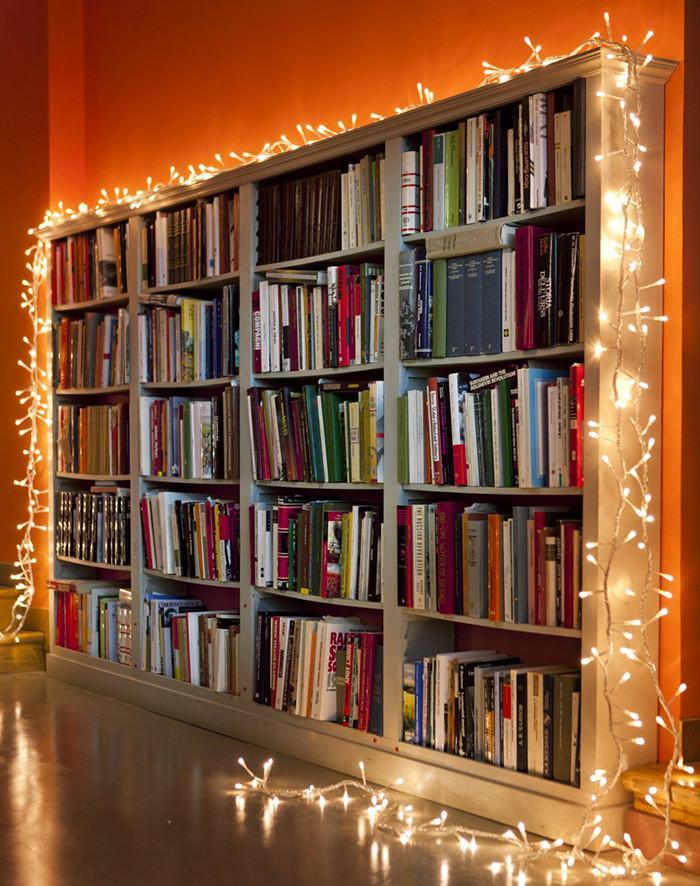 5. Коледни светлинки