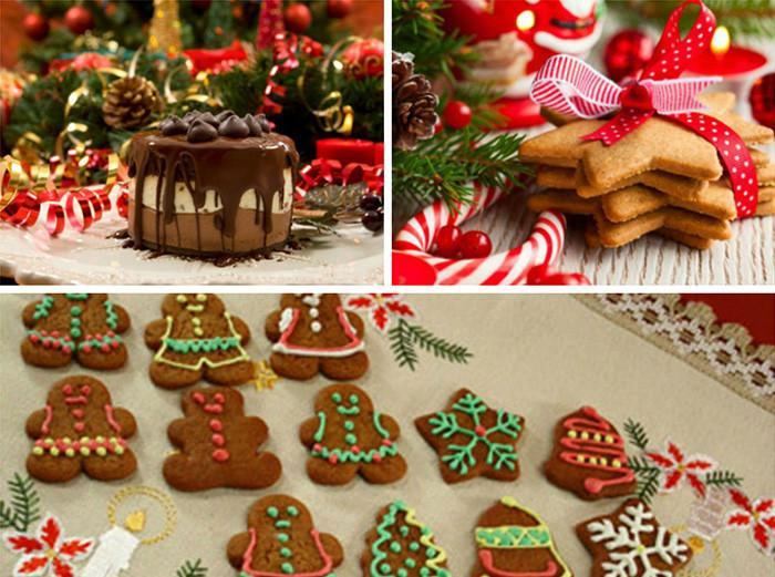 7. Коледни сладки