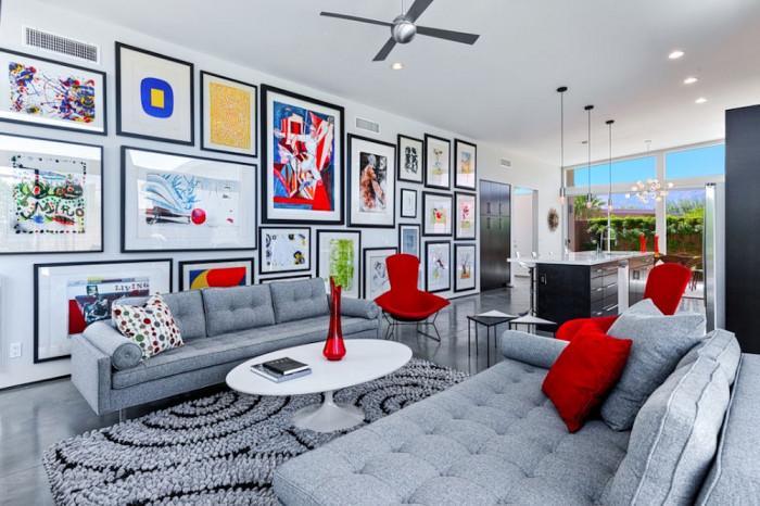 Какво място заема изкуството в дома?