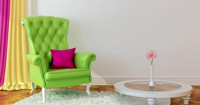 Шест грешки при избора на цветове за дома