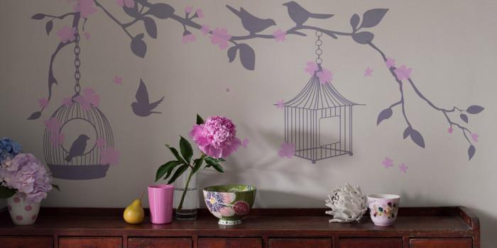 Изберете най-доброто място за новата декорация