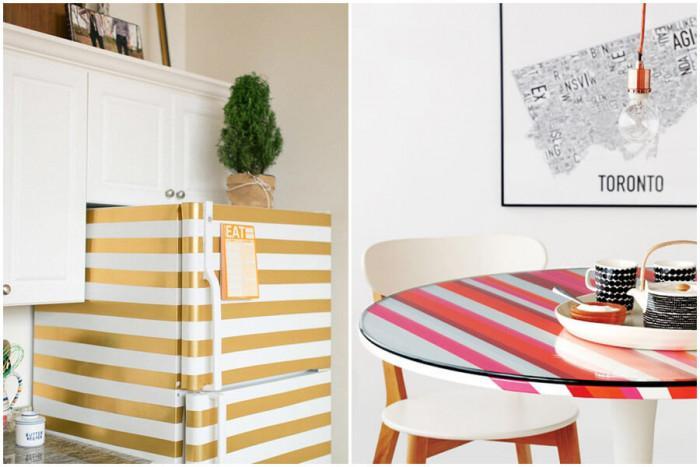 Добавете цвят в дизайна на мебелите и уредите