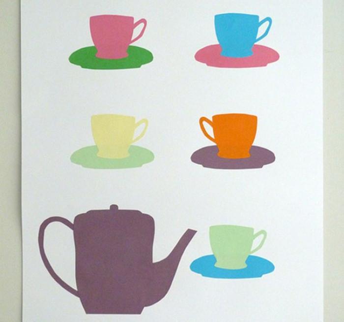 Чаят е сервиран!