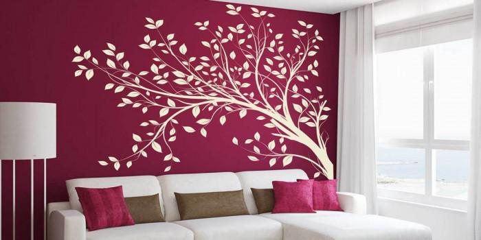 Стикери за стена – удобно, лесно и красиво
