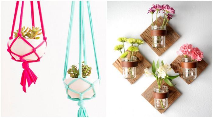 А ето и един нов и интересен начин да отглеждате растения в кухнята