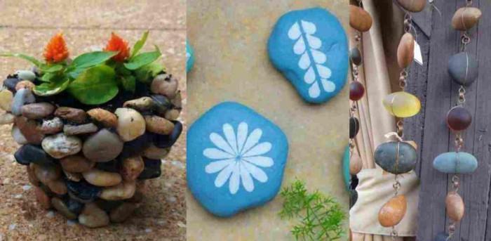 Камъчета, камъчета и куп идеи