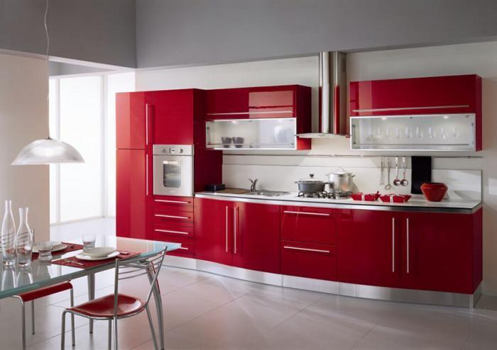 Класическа кухня, подходяща за всеки тип помещение